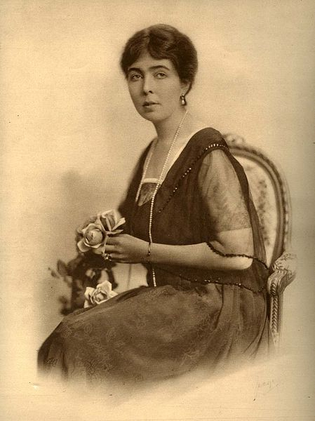 Porträtt Kronrpinsessa Margareta